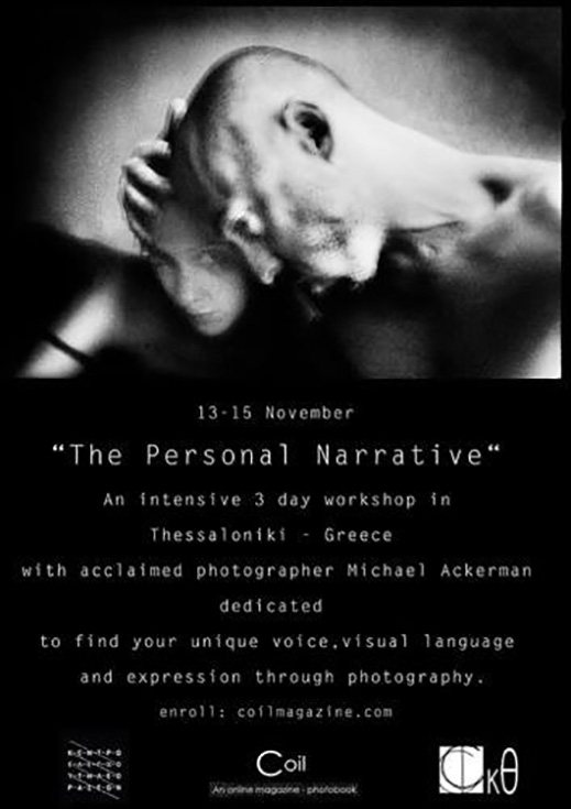 "Michael Ackerman ""The Personal Narrative"""