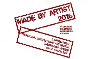 1st International Thessaloniki Contemporary Art Festival.